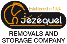 Logo Jezequel removal company - footer